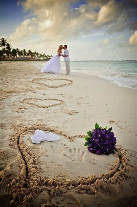 must have beach wedding photos weddings by lilly