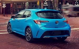 2019 Toyota Corolla Xse Hatchback