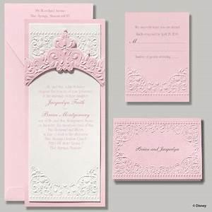 rhinestone wedding ideas princess dreams invitation With wedding invitation online link