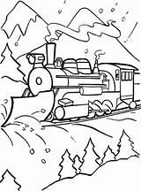 Train Coloring Polar Express Bubakids Ads Google sketch template