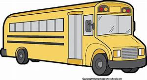 School Bus Clip Art For Kids | Clipart Panda - Free ...
