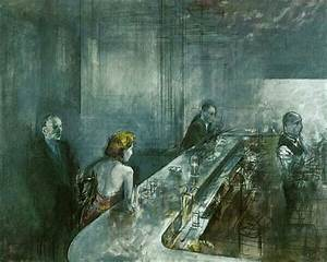 Caffe' di N... Contemporary Impressionists Quotes
