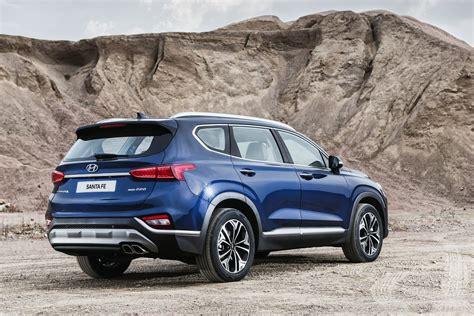 2019 Hyundai Santa Fe Sport Redesign by 2019 Hyundai Santa Fe Redesign Info Pricing Release