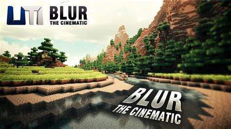 blur minecraft cinematic  sonic ethers shaders