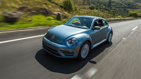 volkswagen beetle  drive review automoto tale