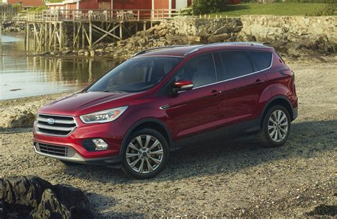 Ford Escape by 2017 Ford Escape Review Ratings Specs Prices And