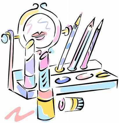 Clipart Beauty Cosmetology Cosmetic Clip Makeup Cosmetics