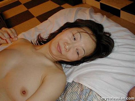 My Cute Asian Mature Japanese Wife Gets Shaved Pussy Fucked