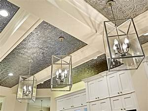 Great Ideas For Upgrading Your Ceiling HGTV39s Decorating