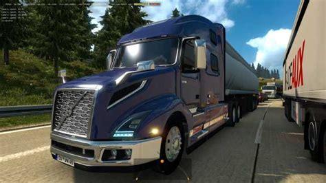 volvo vnl   traffic  ets mods euro truck