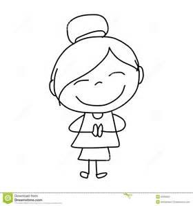 Hand Cartoon Characters Drawings