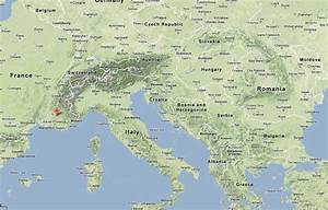 Alps On World Map - roundtripticket.me