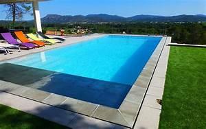 Piscines Semi Enterrées : belle piscine ronde semi enterr e de r ve ~ Dallasstarsshop.com Idées de Décoration