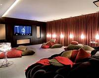 home theater design ideas 15 Cool Home Theater Design Ideas - DigsDigs