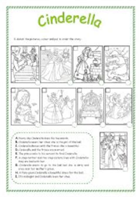 cinderella activities for preschool cinderella printable kindergarten worksheets cinderella 918