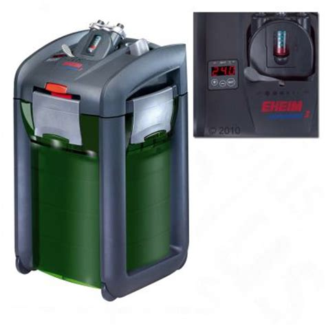 Eheim Professionel 3 Thermo 2180 External Filter At Zooplus