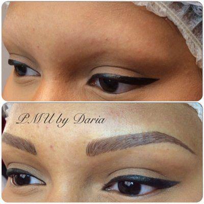 Daria Chuprys Permanent Makeup and Eyelashes Academy ...