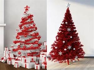 Weihnachtsbaum Rot Weiß : weihnachtsdekoration ideen tipps und anregungen f r weihnachtsdeko bei ~ Yasmunasinghe.com Haus und Dekorationen
