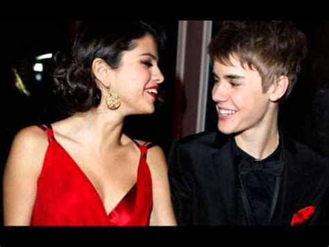 Justin Bieber and Selena Gomez 2012 - 2013 Funny and Cute ...