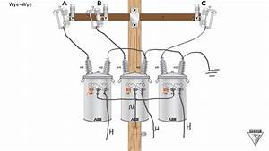 Wye Delta Transformer Wiring Diagram