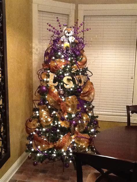 my next christmas tree perhaps geaux lsu lsu