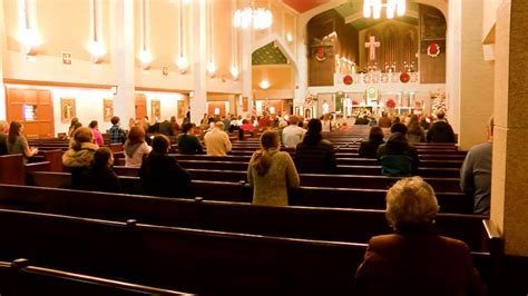 Arlington church holds mass in recognition of Dr. Martin ...