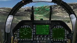 Vrs F18e Cockpit Low Rockys Wmv