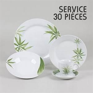 Set De Table En Bambou : service de table bambou ~ Premium-room.com Idées de Décoration