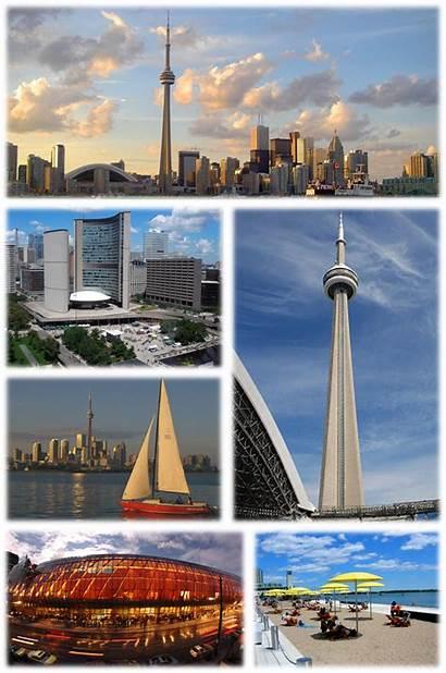 Toronto Collage Te Ciudades Mundo Ontario Mejores