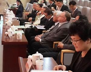 Seminar in Yangzhou for Go-un Choi Chi-won, 2013