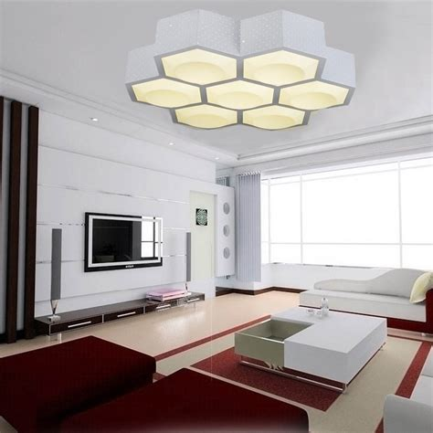 Led Lights For Room Controlled By Phone by App Phone Surface Mounted Modern Led Ceiling