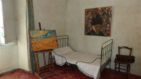 chambre gogh panoramio photo of la chambre de gogh st paul de