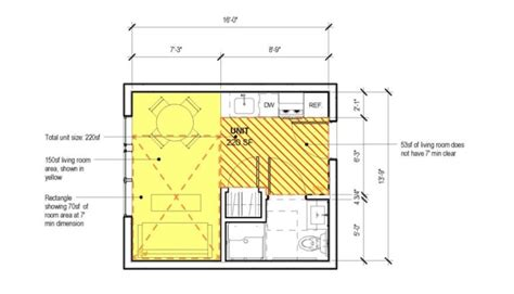 small home floor plan how seattle killed micro housing again sightline institute