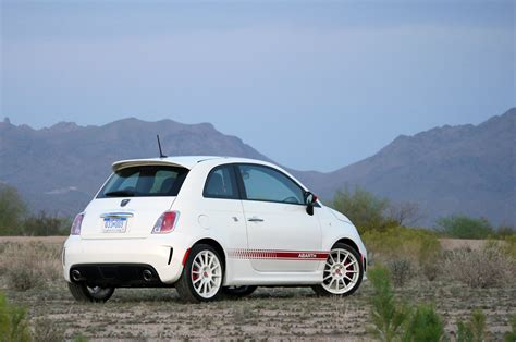 Fiats 500 Abarth To Get Automatic Transmission
