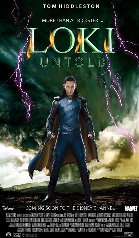 loki tv series spoof poster   september  loki
