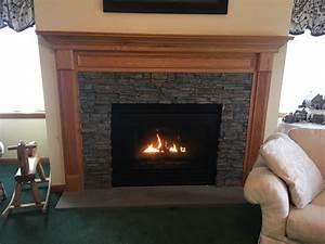 Refinishing, A, Brick, Fireplace, Surround