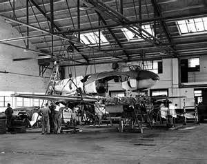 Mosquito Aircraft Construction