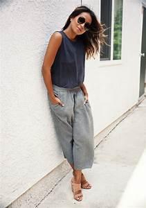 Décontracté Chic : jupe culotte un look d contract et chic la fois taaora blog mode tendances looks ~ Melissatoandfro.com Idées de Décoration