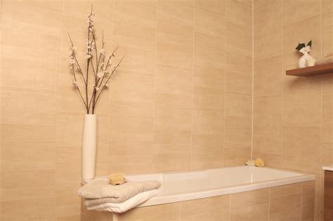 Sandstein Fliesen Bad by Swish Marbrex Sandstone Standard Tile Effect