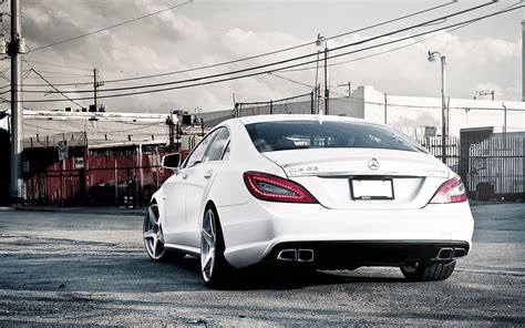 Mercedes Cls Class Wallpapers by Mercedes Cls Class High Definition Wallpapers