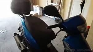 Debrider Un Scooter : tuto comment d brider un scooter chinois 2 temps longjia minarelli youtube ~ Medecine-chirurgie-esthetiques.com Avis de Voitures