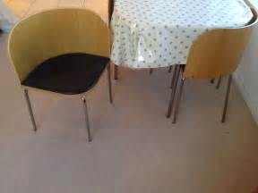 dining table and 4 chairs ikea fusion in ealing london