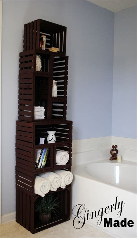 10 awesome storage ideas wooden crates