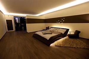 Schlafzimmer Indirekte Beleuchtung : indirekte beleuchtung im schlafzimmer sch ne ideen bendu ~ Orissabook.com Haus und Dekorationen