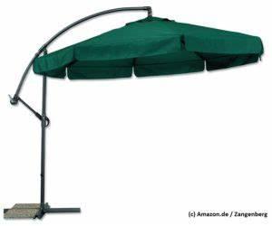 zangenberg ampelschirm ratgeber With katzennetz balkon mit sun garden ampelschirm hülle