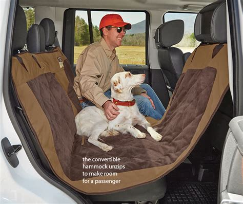 Orvis Hammock by Hammock Car Seat Protector Field Collection
