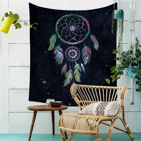 ethnic wind dream catcher tapestry home decoration yoga