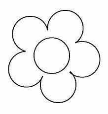 Blumen Basteln Vorlage : blumen schablonen zum ausdrucken kostenlos 01 basteln tk blumen schablone blumen und blumen ~ Frokenaadalensverden.com Haus und Dekorationen