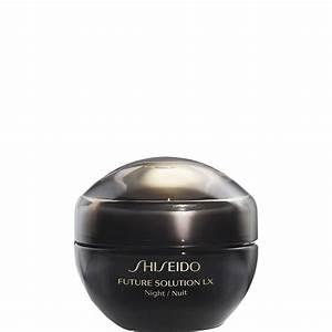 Livraison Marseille Nuit : future solution lx de shiseido cr me r g n rante totale nuit incenza ~ Maxctalentgroup.com Avis de Voitures