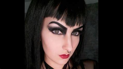 Maquillaje Inspirado En Siouxsie Sioux (gothic Makeup